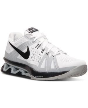 Nike Men's Reax Lightspeed Training Sneakers From Finish Line