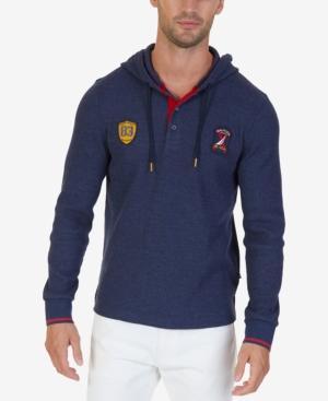 Nautican Men's Slim-fit Pullover Hoodie