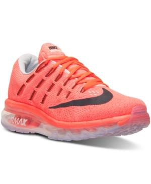Nike Women's Air Max 2016 Running Sneakers From Finish Line