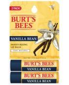 Burt's Bees Lip Balm, Vanilla Bean Blister Box 2-pack