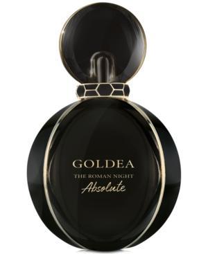 Bvlgari Goldea The Roman Night Absolute Eau De Parfum, 1.7-oz.