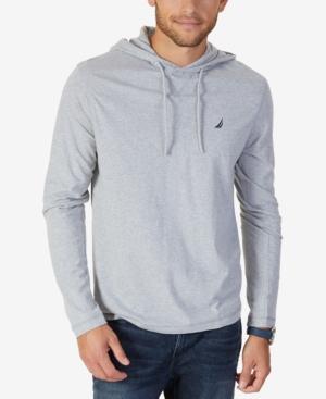 Nautica Men's Hooded T-shirt