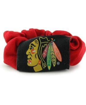 Little Earth Chicago Blackhawks Hair Scrunchie
