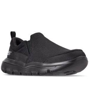 Skechers Men's Gowalk Evolution Ultra - Impeccable Slip-on Walking Sneakers From Finish Line