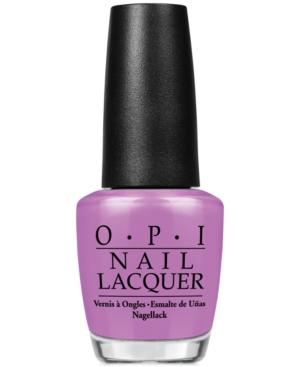 Opi Nail Lacquer, A Grape Fit!