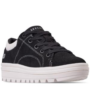 Skechers Women's Street Cleat - Back Again Casual Sneakers From Finish Line