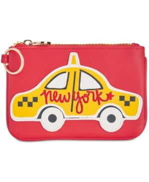 Macy's Taxi Coin Pouch, Only At Macy's