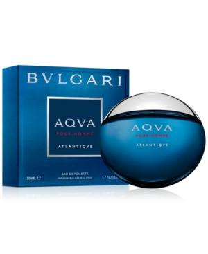 Bvlgari Aqua Atlantique Eau De Toilette Spray, 1.7 Oz