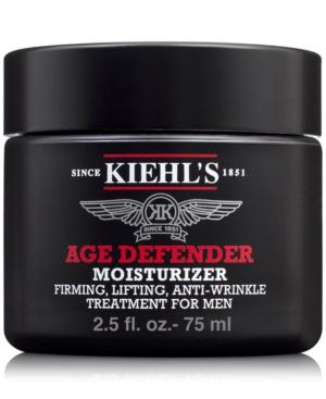 Kiehl's Since 1851 Age Defender Moisturizer For Men, 2.5-oz.