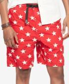 Denim & Supply Ralph Lauren Star-print Hiking Chino Shorts