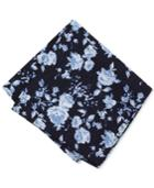 Bar Iii Men's Floral Pocket Square, Created For Macy's
