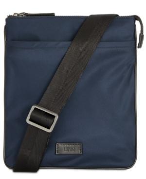 Hugo Boss Men's Zip Envelope Messenger Bag
