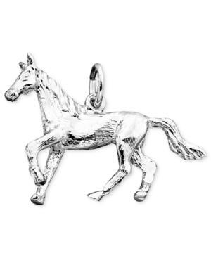 Rembrandt Charms Sterling Silver Horse Charm