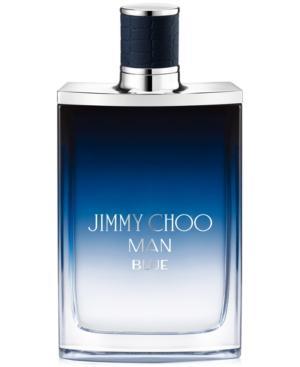 Pre-order Now! Jimmy Choo Man Blue Eau De Toilette Spray, 3.3-oz, First At Macy's