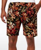 Guess Men's Floral-print Shorts
