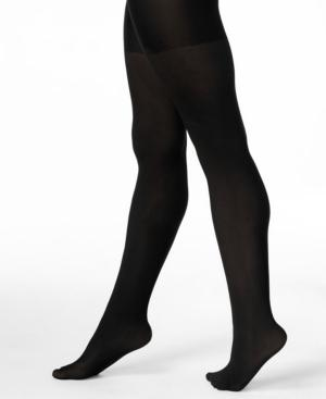 Spanx Opaque Reversible Tummy Control Tights, Also Available In Extended Sizes