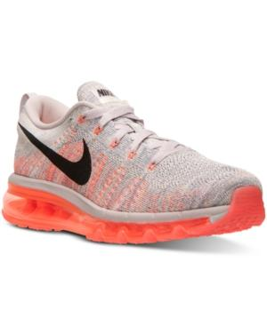 Nike Women's Flyknit Air Max Running Sneakers From Finish Line