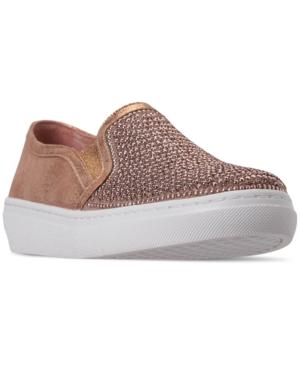 Skechers Women's Goldie - Diamond Wishes Slip-on Casual Sneakers From Finish Line