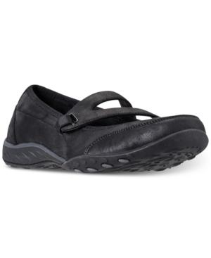 Skechers Women's Relaxed Fit: Breathe Easy - Calmly Walking Sneakers From Finish Line