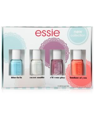 Essie 4-pc. Limited Edition Summer 2017 Mini Nail Color Set