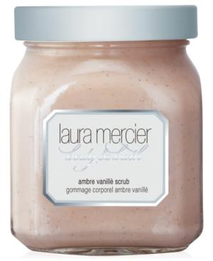 Laura Mercier Ambre Vanille Body Scrub