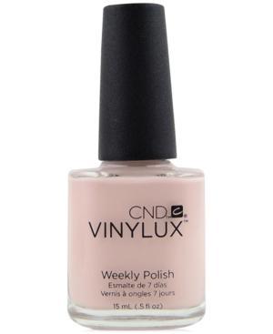 Creative Nail Design Vinylux Winter Glow Nail Polish