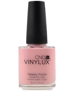 Creative Nail Design Vinylux Be Demure Nail Polish