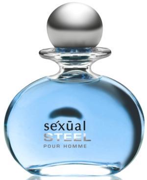 Michel Germain Men's Sexual Steel Pour Homme Eau De Toilette Spray, 2.5-oz.