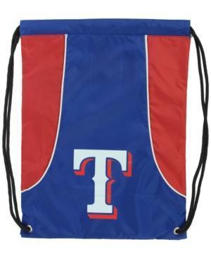 Concept One Texas Rangers Axis Drawstring Bag