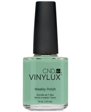 Creative Nail Design Vinylux Mint Convertible Nail Polish
