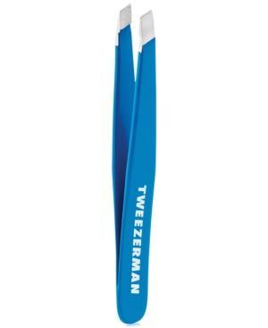 Tweezerman Blue Mini Slant Tweezer