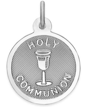 Rembrandt Charms Sterling Silver Holy Communion Charm