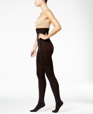 Spanx High-waisted Tummy Control Tights, Also Available In Extended Sizes