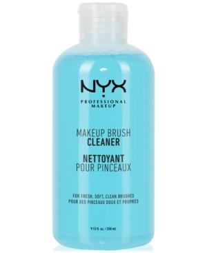 Nyx Professional Makeup Makeup Brush Cleaner
