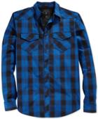 Guess Arbor Plaid Shirt