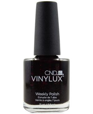 Creative Nail Design Vinylux Poison Plum Nail Polish