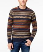 Barbour Men's Wool Fair Isle Sweater