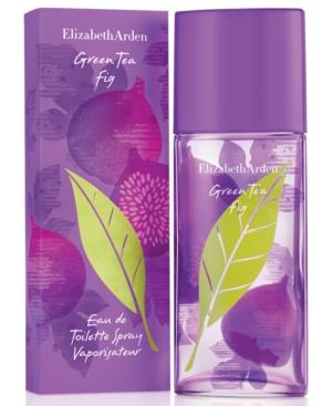 Elizabeth Arden Green Tea Fig Eau De Toilette Spray, 1.7-oz.