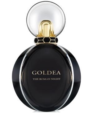 Bvlgari Goldea The Roman Night Eau De Parfum Spray, 1.7 Oz.