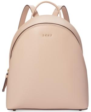 Dkny Scarf Charm Medium Backpack, Created For Macy's