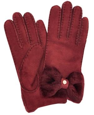 Ugg Bow Shorty Gloves