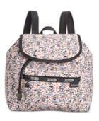Lesportsac Small Peanuts Edie Backpack