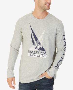 Nautica Men's Graphic-print T-shirt, A Macy's Exclusive Style
