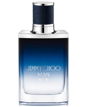 Pre-order Now! Jimmy Choo Man Blue Eau De Toilette Spray, 1.7-oz, First At Macy's