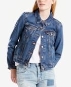 Levi's Original Denim Trucker Jacket, A Macy's Exclusive Style