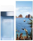 Dolce & Gabbana Light Blue Le Islands Capri Eau De Toilette, 3.4 Oz