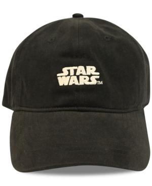 Concept One Star Wars Logo Cotton Dad Cap