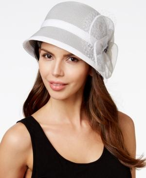 August Hats Pearlescent Dress Cloche