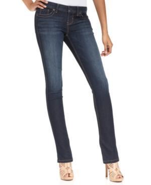 Guess Power Skinny-leg Jeans, Dark Wash
