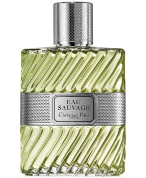 Dior Men's Eau Sauvage Eau De Toilette Spray, 3.4-oz.